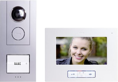 m-e Vistus VD 6710 intercom met camera