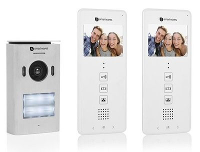 Smartwares DIC-22122 intercom met camera