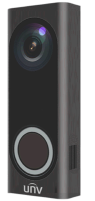 Uniview URDB1 Wi-Fi 1080p deurbel met camera
