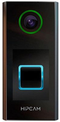 Hipcam Doorbell Wi-Fi 1080p deurbel met camera
