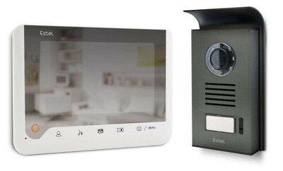 Extel Ice intercom met camera