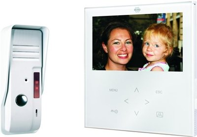 Smartwares VD71 intercom met camera