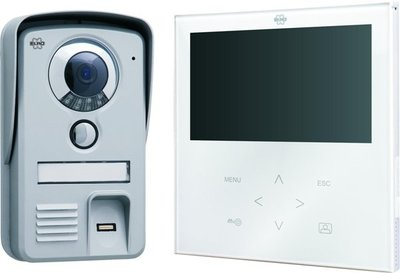 Smartwares VD71F intercom met camera