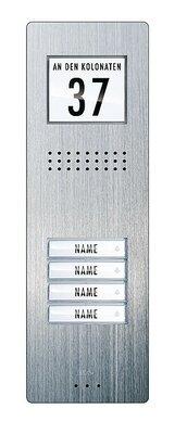 m-e Vistadoor Audio ADV 240 buitenpost