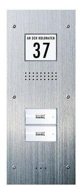 m-e Vistadoor Audio ADV 320 inbouw buitenpost
