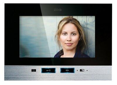 m-e Vistadoor Video VDV 507 SS binnenpost 7 inch