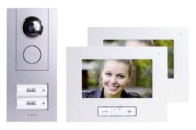 m-e Vistus VD 6720 intercom met camera
