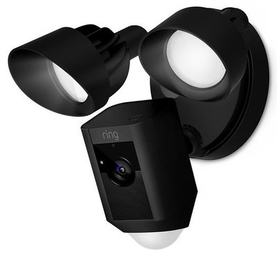 RING Floodlight Cam black