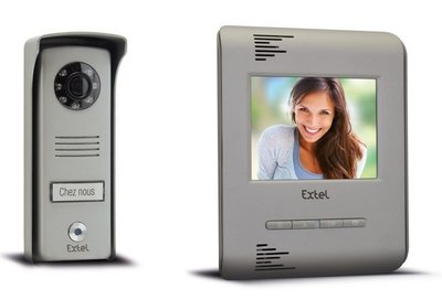 Extel Luka intercom met camera