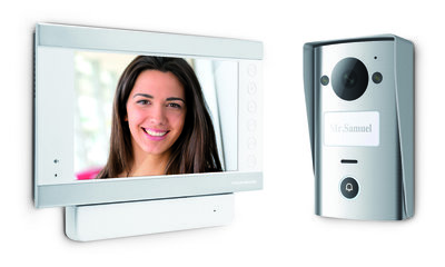 Thomson 512261 intercom met camera