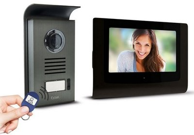 Extel Contact intercom met camera