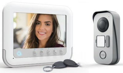 Avidsen Ylva 3+ RFID intercom met camera