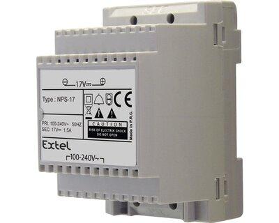 Extel 17V 1.5A transformator