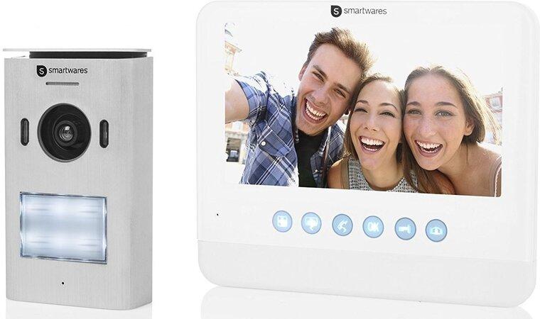 Smartwares DIC-22212 intercom met camera