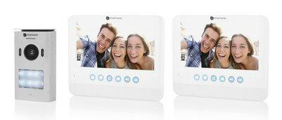 Smartwares DIC-22222 intercom met camera