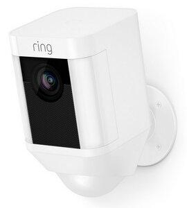 RING Spotlight Cam battery white