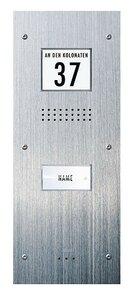 m-e Vistadoor Audio ADV 310 inbouw buitenpost