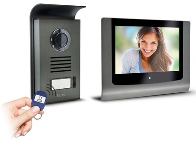 Extel Levo Access intercom met camera