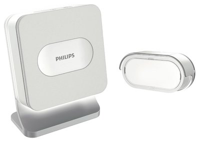 Philips WelcomeBell 300 Basic draadloze deurbel