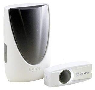 Byron BY206E draadloze deurbel