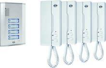 Smartwares IB64 intercom voor vier etages